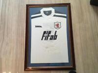 Raith Rovers football top