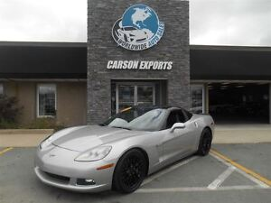 2008 Chevrolet Corvette SUPERCHARGED!!!  FINANCING AVAILABLE!