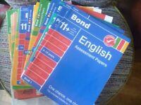 11+ Bond Books