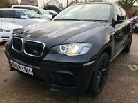 BMW X6 M xDrive X6 M 5dr Auto (black) 2009