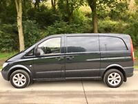 07 model 1 owner Mercedes vito car condition super low miles special edition simply stunning