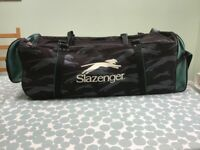 Used, Large SLAZENGER Cricket/ Hockey ( other Sports) Kit Bag. To hold Bats/ Sticks/ Pads and clothing. for sale  Henleaze, Bristol
