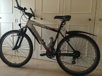 Much loved mountain bike must go due to moving house. Cash and collect, make an offer