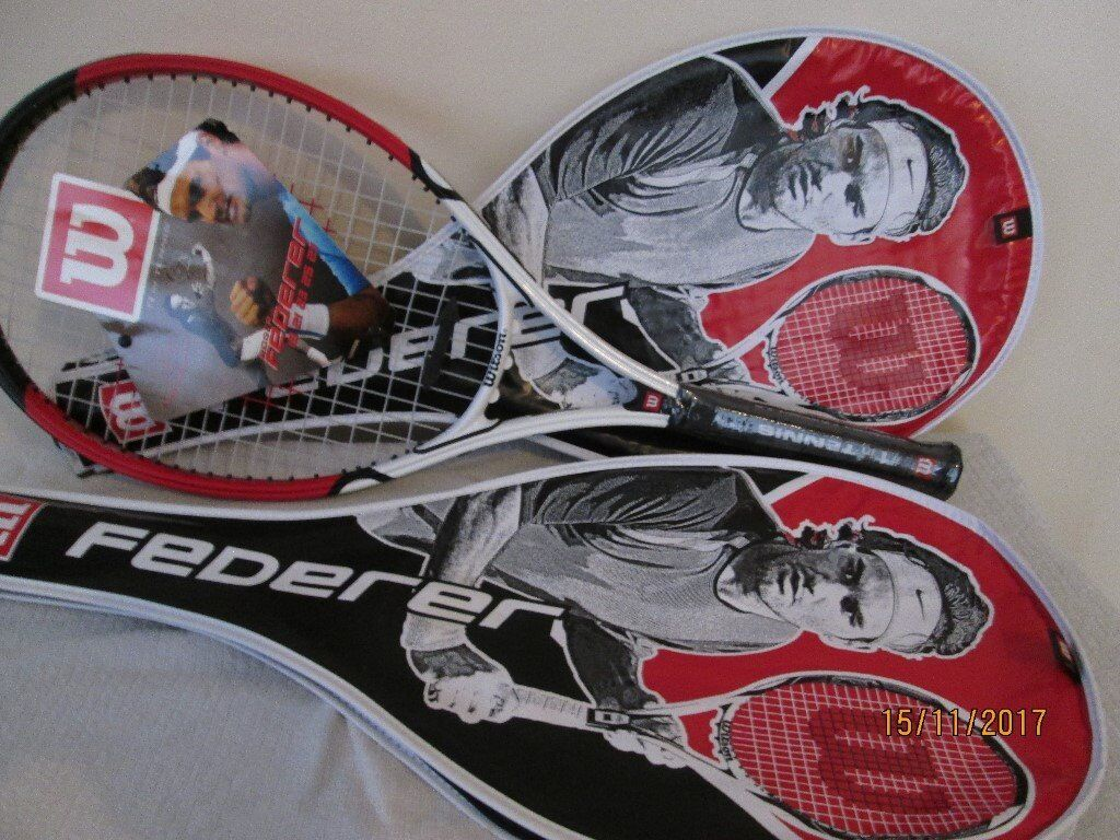 Willson tennis rackets X 2
