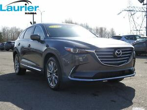 2017 Mazda CX-9 GT AWD NAV+TOIT 7 PLACES!