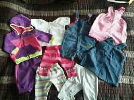 Girls 3-6 mths bundle