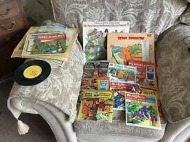 Children's Vinyl Records