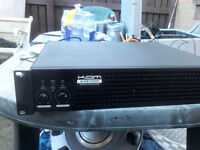 KAM KXR1500 1500w RMS power amplifier