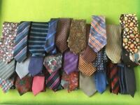 Shirt ties
