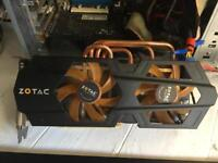 Gtx 670 zotac amp edition graphics card