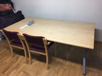 IKEA Galant large desk/conference table