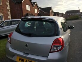 RENAULT CLIO I-MUSIC 1.2 LOW MILEAGE
