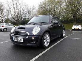 Automatic Black Mini Cooper S for sale