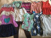 Girls clothing bundle-7 years old
