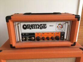 Orange Or15 valve amp