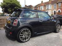 Mini cooper D 58 plate Jcw body kit