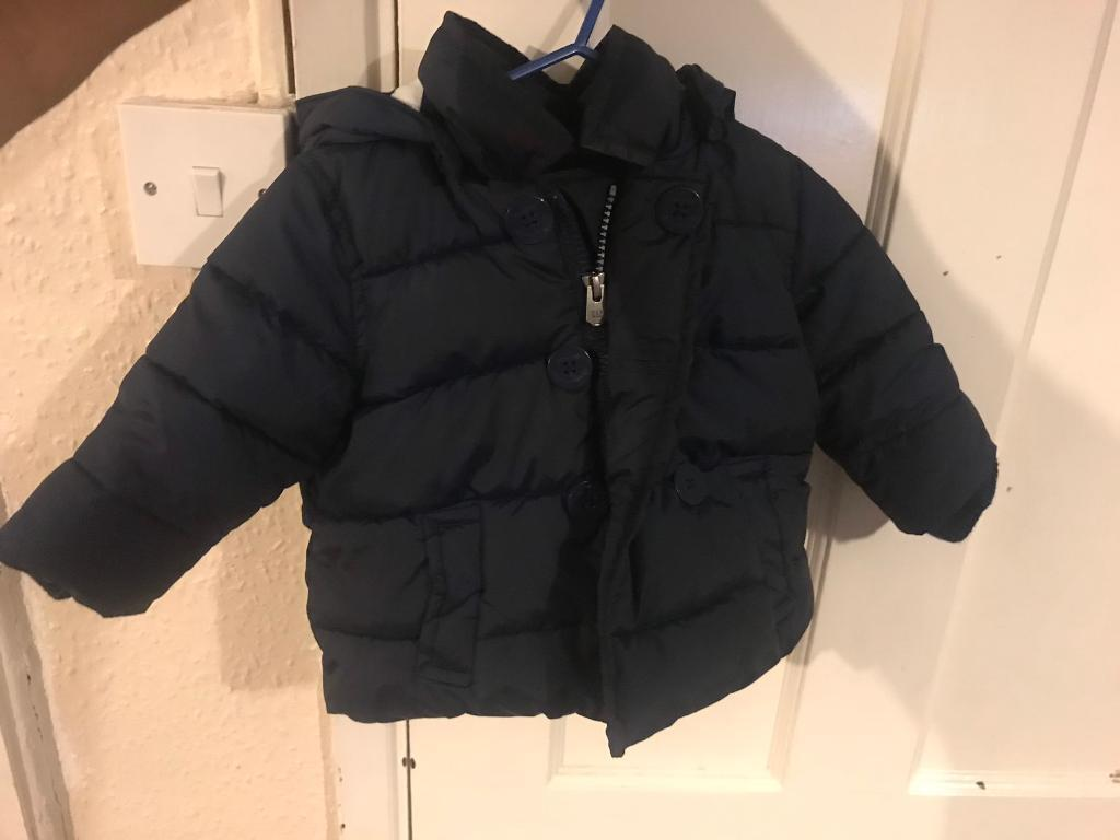 ea705b8f4a52f Baby Gap coat