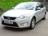 2009 09 FORD MONDEO 2.0 ZETEC TDCI 5d 140 BHP*FINANCE AVAILABLE*6 MONTHS AA WARRANTY INCLUDED