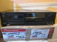Technics Cassette deck RS-B355 Tape player