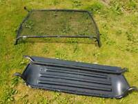 Vauxhall combo bolt head cage
