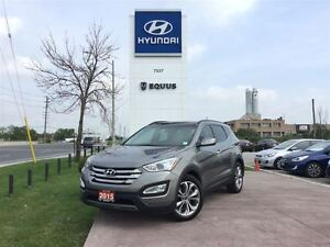 2015 Hyundai Santa Fe Limited - NAVIGATION, PANORAMIC SUNROOF