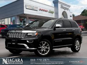 2014 Jeep Grand Cherokee SUMMIT | DIESEL | PANORAMIC | NAVI | LE