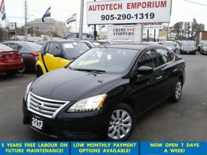 2013 Nissan Sentra Auto All Power/Bluetooth&ABS*$39/wkly