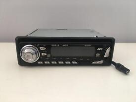 JVC KD-G520B Car Stereo With CD/Aux/Radio
