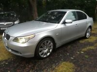 2004 BMW 530D SE 1 YEAR M,O,T FULL SERVICE HISTORY ONLY 123,000