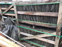 Reclaimed Slates Good Quality Delabole Crated up Large Batch 20x10 perfect for re-roofing project
