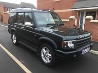 Land rover, 4x4. Immaculate Condition, low miles. Drives perfect. 7 seater. Long MOT.