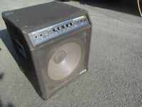 Hartke 140 Watt Bass Amp