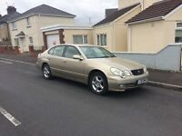 Automatic Lexus GS lpg gas converted ,full leather ,very good condition ,px options available