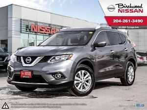 2015 Nissan Rogue SV AWD SERVICED BY US! LEASE RETURN!