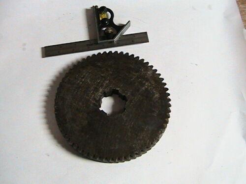 60T Helical Gear for splined shaft