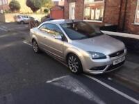 2008 57 Reg Ford Focus CC 2.0 TDCI Convertible