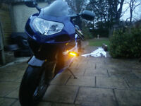 LED Motorcycle Indicators GSXR CBR R1 R6 FZR Bandit Hornet Suzuki Honda Yamaha BMW