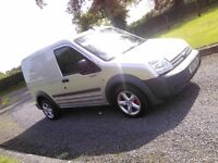 ABSOLUTE MINT 2009 FORD TRANSIT CONNECT 1.8 DIESEL LOOKS AND DRIVES LIKE NEW