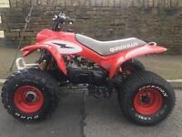 Quadzilla smc 100 cc2 stroke £350 SHEPYSBIKES