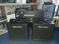 Blackstar HT Studio 20 Guitar Valve amp + HT112 Speakers