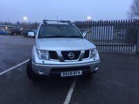 Nissan Navara D40 Diesel Pickup NO VAT