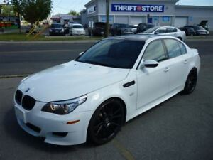 2008 BMW M5 1 OWNER B.C CAR/LOADED/MINT COND/NO ACCIDENTS!