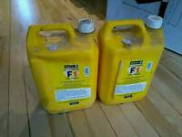 F1 carpet adhesive, latex