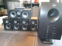 Auna Surround Sound System