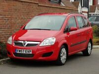 Vauxhall Zafira Life CDTI (120) E4 (2008/57 Reg) + 7 Seater + Genuine 107k + Genuine Example +