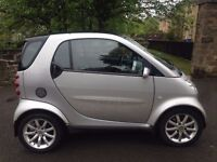Smart City Passion 61 Auto 2006 (06)**Very Low Mileage**Low Running Costs**Full Years MOT**£1695