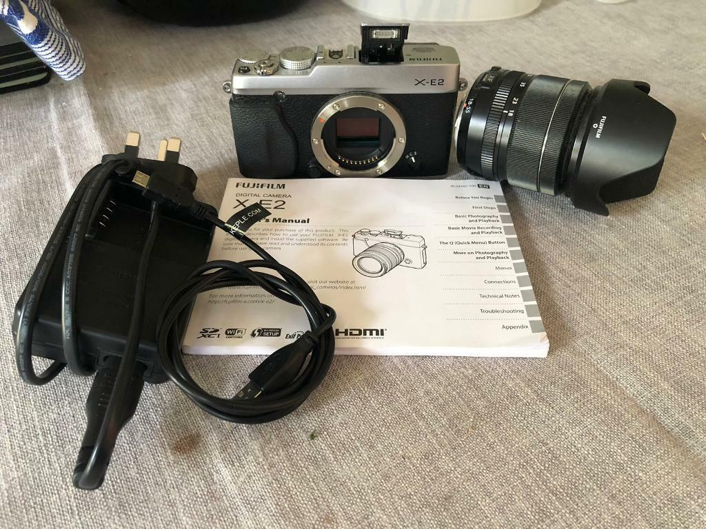 Promo Fujifilm X E2s Mirrorless Digital Camera Silver Body Only Cerruti Cra133sbu02bk Hitam Ring Series Xe2 163 Mp Lens In