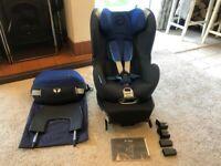 Cybex Sirona Platinum 360 Degree Rear & Forward Facing Car Seat – Group 0+/1 - Isofix - Blue
