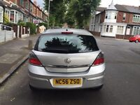 2006 Vauxhall Astra Sxi 1.6 Petrol. Full Service History. Low Miles.