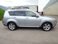 2007 57 PEUGEOT 4007 2.2 GT 5d 155 BHP *SERVICE RECORD LONG MOT 7 SEATER*